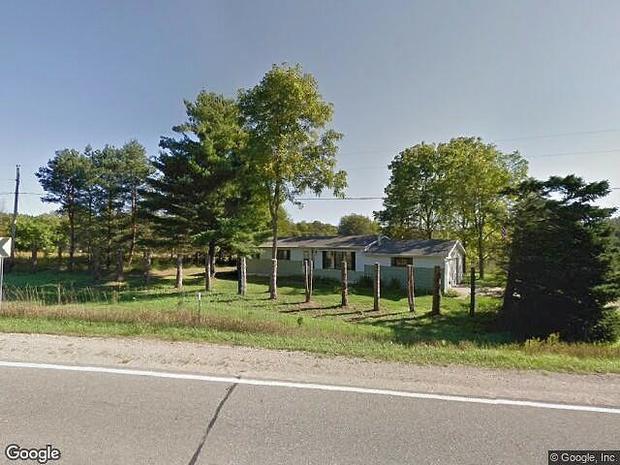 Pierce Rd, Canadian Lakes, MI 49346