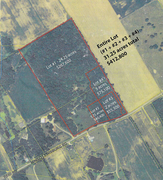 Township Road 160, North Lewisburg, OH 43060