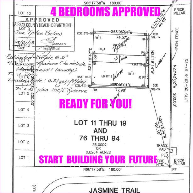 Jasmine Trail, Lorton, VA 22079