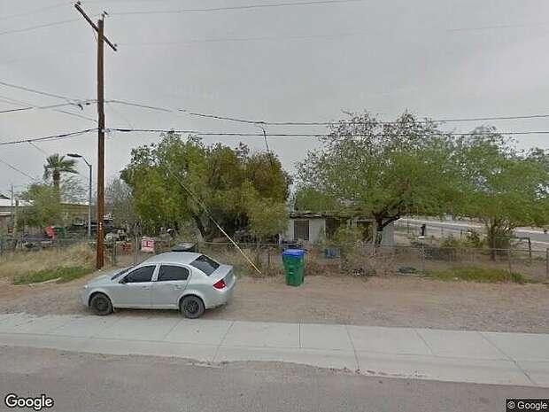 S Saint Louis Ave, Gila Bend,, AZ 85337